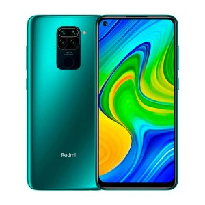 Smartphone Xiaomi Redmi Note 9 128GB 4GB Forest Green