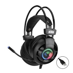 Headset Scorpion Marvo Solid HG9018 RGB USB - PC