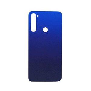 Pç Xiaomi Tampa Traseira Redmi Note 8T Azul