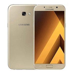 Smartphone Samsung Galaxy A7 2017 64GB 4GB Dourado (Seminovo)