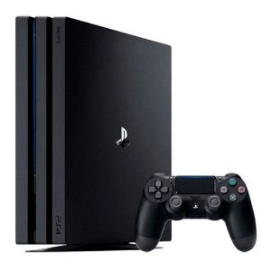 Console PS4 Pro 1TB Preto + Fortnite
