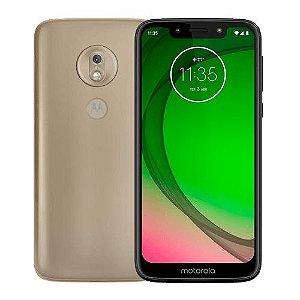 Smartphone Motorola Moto G7 Play 32G B 2GB Dourado (Seminovo)