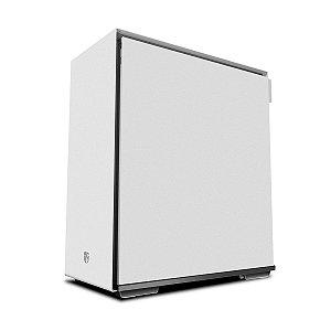 Gabinete Gamer Macube 310 Solid Branco (Sem Fonte)