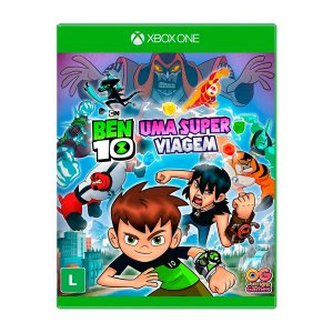 Jogo Ben 10 Uma Super Viagem - Xbox One