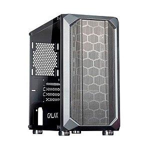 Gabinete Gamer Galax Solid Nebulosa GX700 Preto (Sem Fonte)