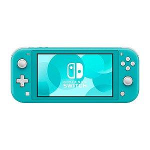 Console Nintendo Switch Lite 32GB Turquesa (Seminovo)