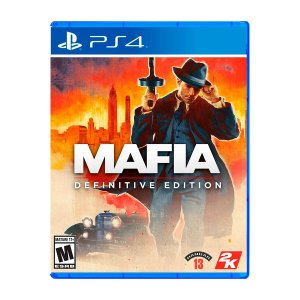 Jogo Mafia Definitive Edition - PS4