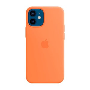 Capa iPhone 12 Mini Oficial Silicone Case
