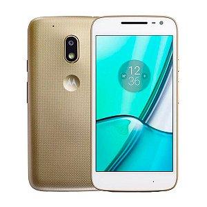 Smartphone Motorola Moto G4 Play 16GB 2GB Dourado (Seminovo)