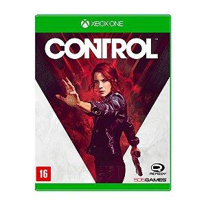 Jogo Control - Xbox One (Seminovo)