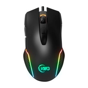 Mouse Gamer KWG Orion M1 RGB - PC