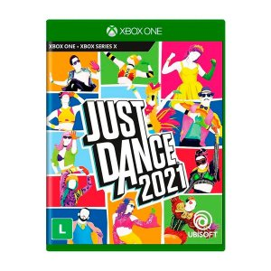 Jogo Just Dance 21 - Xbox One