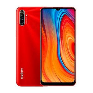 Smartphone Realme C3 64GB 3GB Vermelho