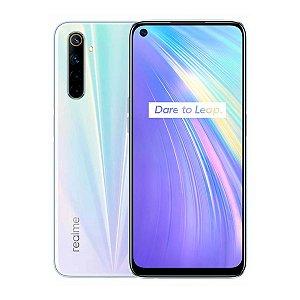 Smartphone Realme 6 128GB 4GB Branco