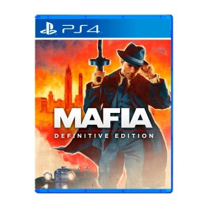 Jogo Mafia Definitive Edition - PS4 (Seminovo)