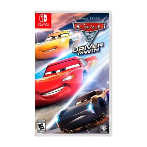 Jogo Carros 3 Drive to Win - Switch (Seminovo)