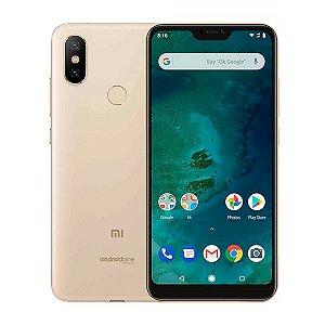 Smartphone Xiaomi Mi A2 Lite 64GB 4G 3GB Dourado (Seminovo)