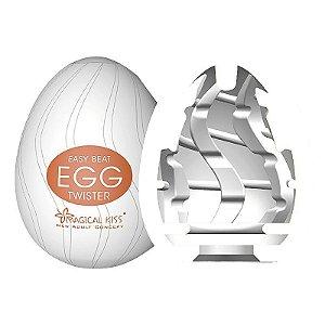 Mastubador Ovinho do Prazer - Magical Kiss - Egg Twister