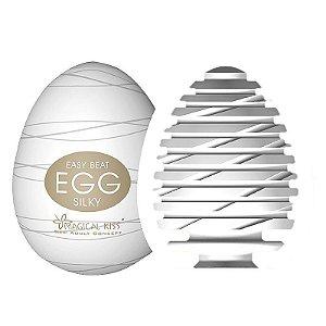 Masturbador Ovinho do Prazer - Magical Kiss - Egg Silky