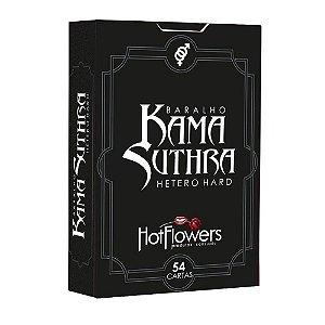 Baralho Kama Suthra Hetero Hard Hot Flowers - Sexshop