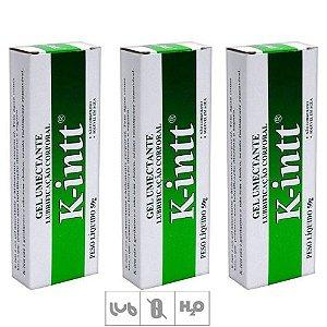 kit 03 Gel Lubrificante Umectante K-Intt 50g Intt – Sexshop