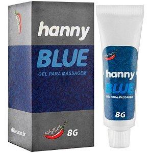 Anestesico Anal Hanny Blue 8gr Chillies - Sexshop