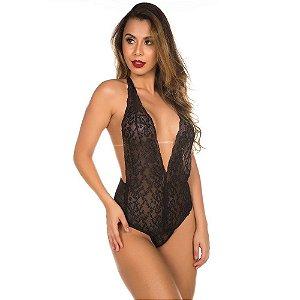 Body Sensual Claryssa Preta Pimenta Sexy - Sex shop