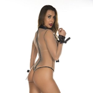 Body Sensual Glamour Tule Pimenta Sexy - Sexy