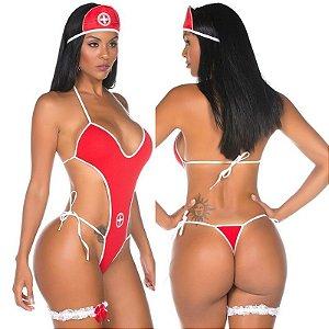 Body Sensual Salva Vidas Pimenta Sexy - Lingerie Sexy