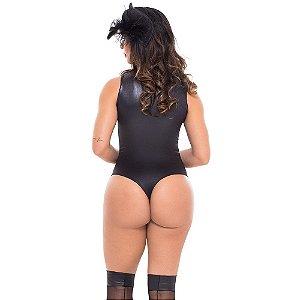 Body Sensual Velvet Preto Sapeka - Sex shop