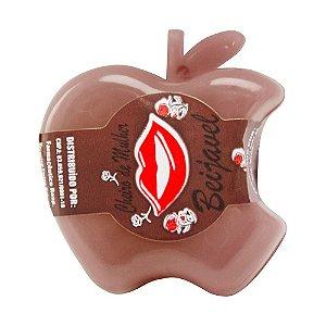 Bolinha Beijável Chocolate 02 unidades Pau Brasil - Sex shop