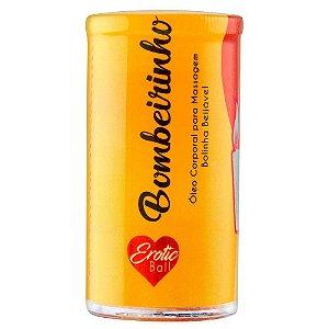 Bolinha Beijável Drink Bombeirinho Dupla Erotic ball - Sexshop
