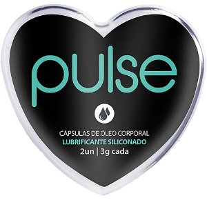 Bolinha Vaginal Pulse Lubrificante Siliconado dupla - Sexy Fantasy - Sex shop