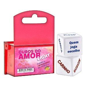 Cubos Sensual do Amor Light Diversão ao Cubo - Sexshop