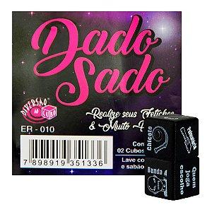 Dadinho Erótico Sado com Desenhos - Sexy shop