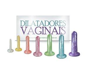 Dilatadores e estimuladores Vaginais e anais - SexyFantasy - Sexshop