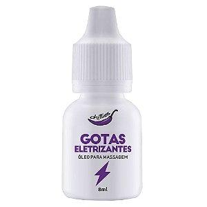 Excitante em Gotas Eletrizantes 8ml Chillies - Sexshop
