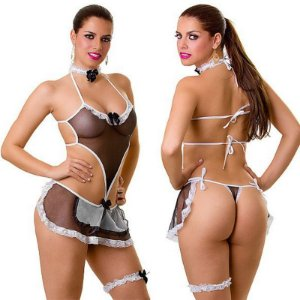Fantasia Erótica de Doméstica - PlayGirl - Sexshop