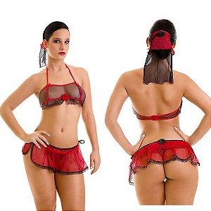 Fantasia Espanhola Sensual Erótica - Sexshop