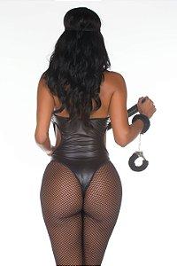 Fantasia Policial de Luxo Pimenta Sexy - Sex shop