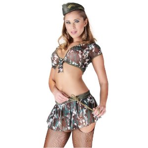 Fantasia Recruta Hot Flowers - Sexshop