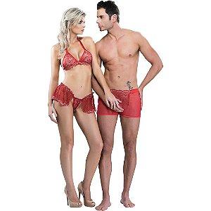 Fantasia Temática Casal Sedutor SexyFantasy - Sex shop
