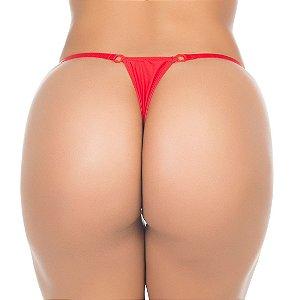 Fio Dental Ajustável Pimenta Sexy Vermelha - Calcinha Sexy