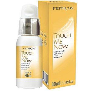 Gel Deslizante para Mãos Touch me Now 30ml - Feitiços Aromáticos - Sexshop
