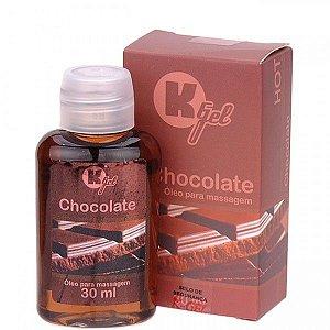 Gel Estimulante KGEL Hot Chocolate 30ml - Sexyshop
