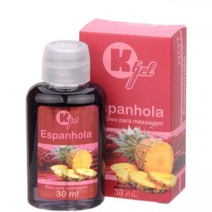 Gel Estimulante KGEL Hot Espanhola 30ml - Sexyshop