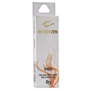 Gel Pulsante Vibe in Heaven 8g INTT - Sex shop