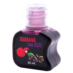 Gel Quente Comestível GUARANÁ COM AÇAÍ 30ml SoftLove - Sex shop