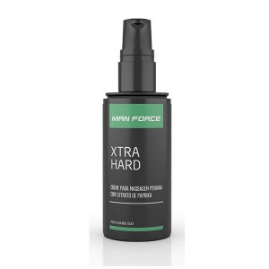 Gel Retardante De Ejaculação Man FORCE - Xtra Hard - Sex shop
