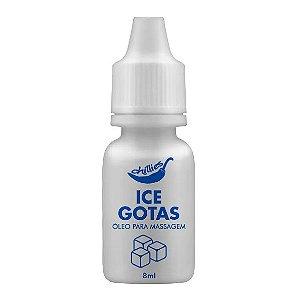 Geladinha Ice Gotas 8ml Chillies - Sexshop